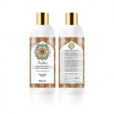 Натуральный смоляной шампунь для сухих волос с маслами 12 в 1 - Balkis