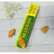 Зубная паста с мисваком 75 гр